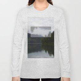 meziadin lake Long Sleeve T-shirt