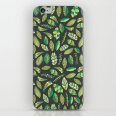Night Tropical Jungle iPhone & iPod Skin