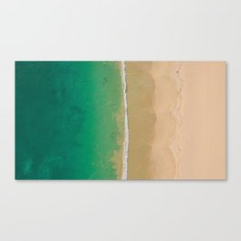 Skies About Canvas Print