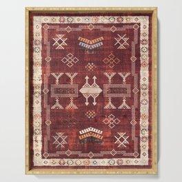 N252 - Bohemian Oriental Heritage Berber Moroccan Style Serving Tray