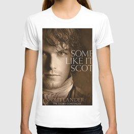 Jamie Fraser Outlander T-shirt