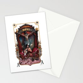 Cirque du Mort Stationery Cards