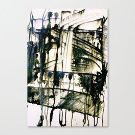 Dean Clough Four Canvas Print
