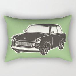 Retro Trabant - Soviet Era Classics Rectangular Pillow