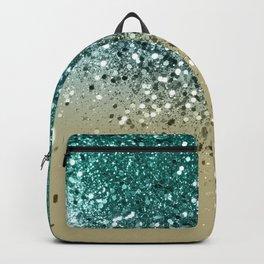 Lemon Twist Beach Glitter #1 #shiny #decor #art #society6 Backpack