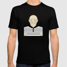 Pablo Picasso Mens Fitted Tee Black SMALL