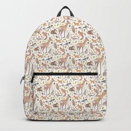 Woodland wildlife Backpack