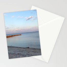 Pastel Beach Stationery Cards