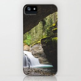 Johnston Canyon iPhone Case