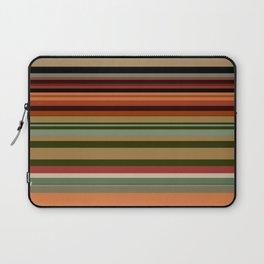 Calming Natural Color Palette Laptop Sleeve