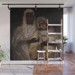 The Apparition by Jeanpaul Ferro Wall Mural