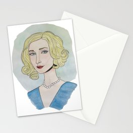 Norma Bates, Bates Motel Stationery Cards