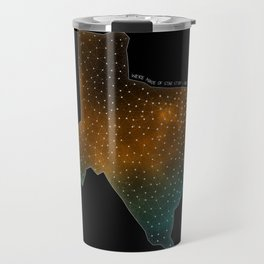Texas StarStuff Travel Mug