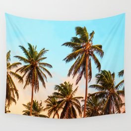 Palms trees. Wall Tapestry