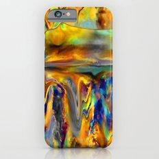 Abstract of Wild Art iPhone 6s Slim Case