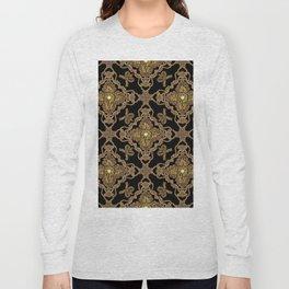 Beaded Baroque Long Sleeve T-shirt