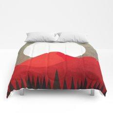 vampire mountain Comforters