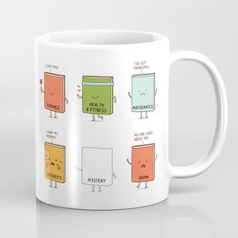 Read more books Coffee Mug
