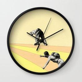Mountaineers Wall Clock