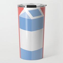 #90 Milk Carton Travel Mug