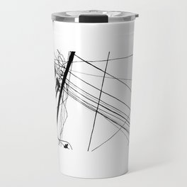 Wires #1 Travel Mug