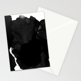 Black Ink Stationery Cards