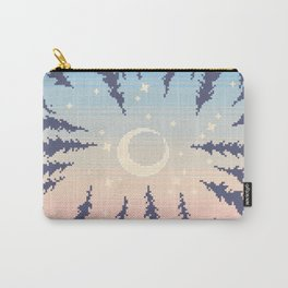 Beyond the Treetops Carry-All Pouch