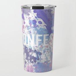 Confess - inverted Travel Mug
