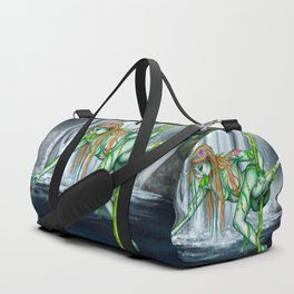 Pole Creatures - Water Nymph Duffle Bag