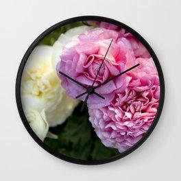 First Light of Spring Wall Clock