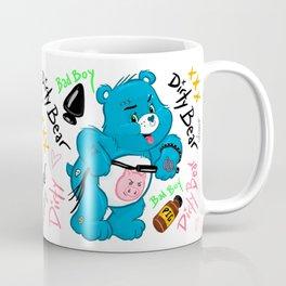 Dirty Bear Coffee Mug