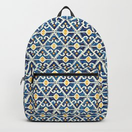 Thunderbird Kilim Watercolor Backpack