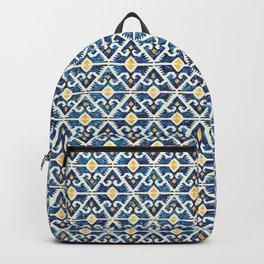Thunderbird Kilim Watercolor Backpack