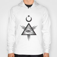 occult Hoodies featuring occult +++ by calix
