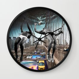 Jumping to conclusions Wall Clock
