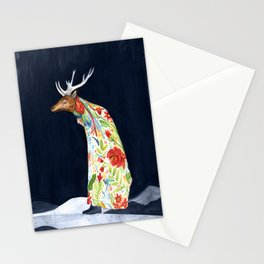 Wilder Mann - The Stag Stationery Cards