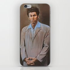 The Kramer quote iPhone Skin