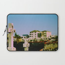 Suburban afterlife Laptop Sleeve