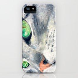 Biki the Cat iPhone Case