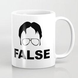 False Dwight Coffee Mug