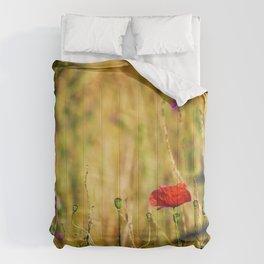 Wildflower Warriors Comforters