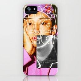 Artwork K-Pop EXO Chanyeol iPhone Case