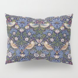William Morris Strawberry Thief Pattern Pillow Sham