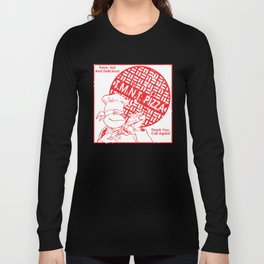 TMNT Pizza Long Sleeve T-shirt