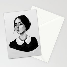 Galactic nonsense Stationery Cards