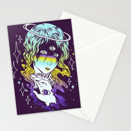 Third Eye - Color Stationery Cards