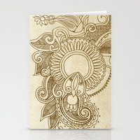 henna Stationery Cards featuring henna by Julia Loring
