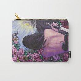 Zen Warrior by DeeDee Draz Carry-All Pouch