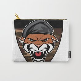 Puma Head military emblem Carry-All Pouch