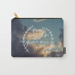 Grace to Grace Carry-All Pouch